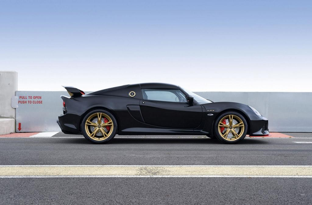Lotus Exige LF1. (Lotus Cars)