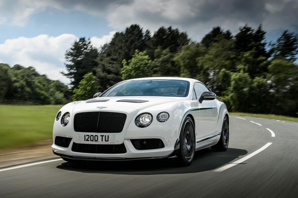 Самый молниеносный Bentley (15 фото)