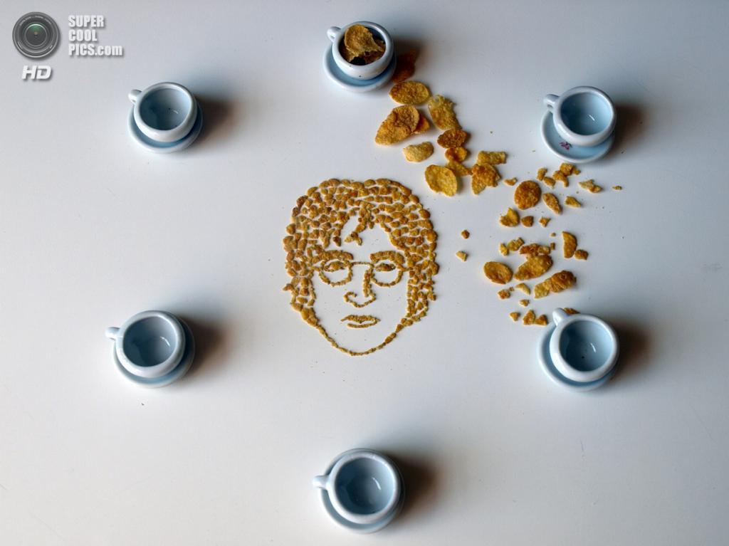 Джон Леннон. (Sarah Rosado)