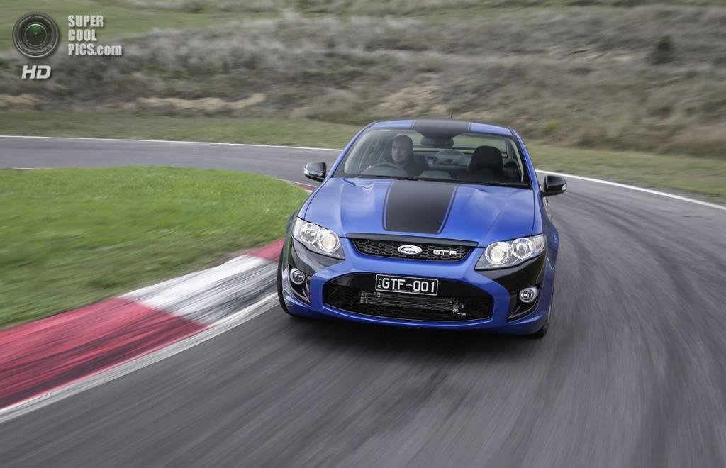 Ford FPV GT F 351. (Ford Motor Company)