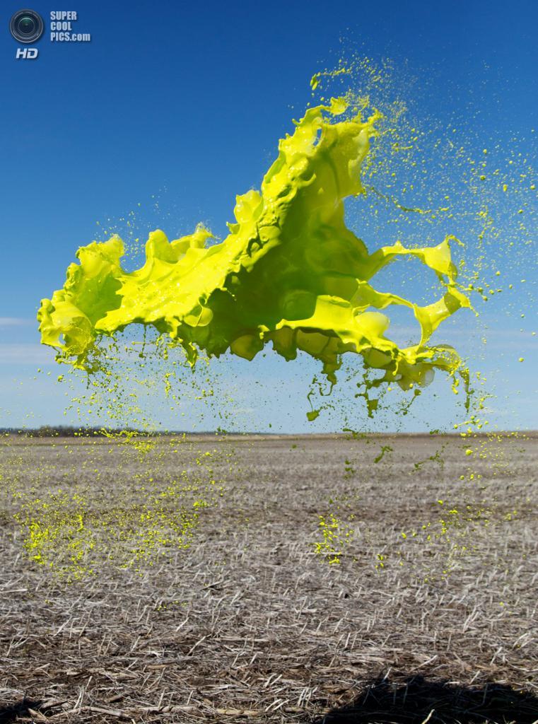 «Жёлтое облако». (Floto+Warner)