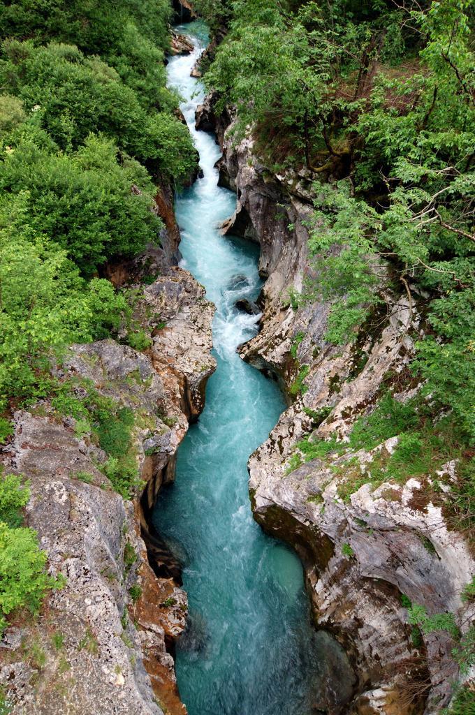 Река Соча. (Rosino)