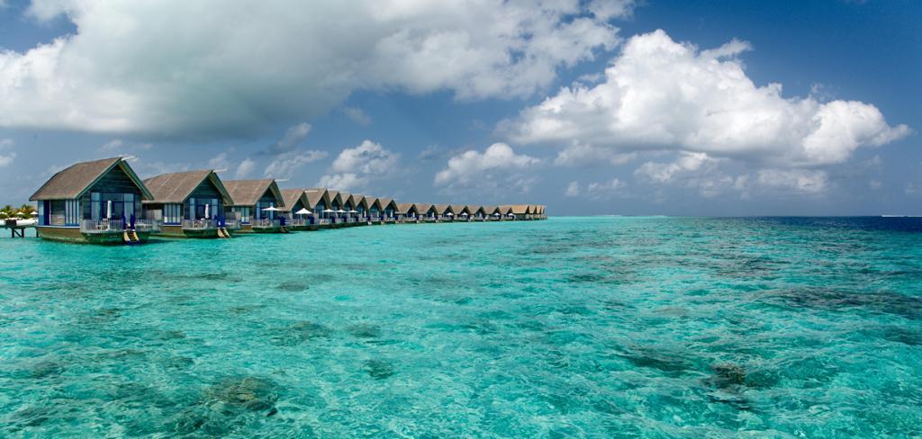 Индийский океан. Мальдивы. (Chi King)
