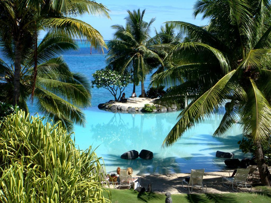 Тихий океан. Остров Таити. (Duncan Rawlinson)