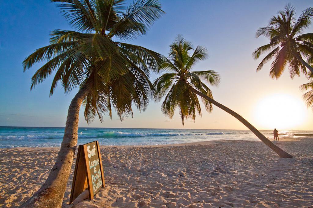 Карибское море. Остров Барбадос. (Tarik Browne)