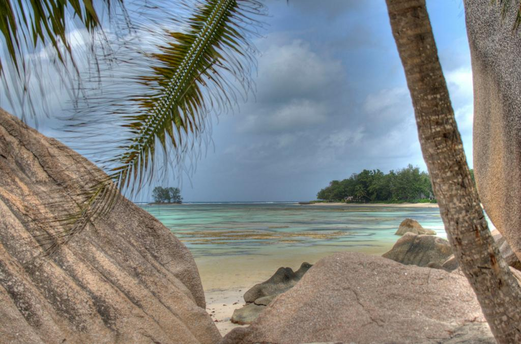 Сейшельские Острова. Ла-Диг. Пляж Ансе Сурс д'Аржан. (isalella)