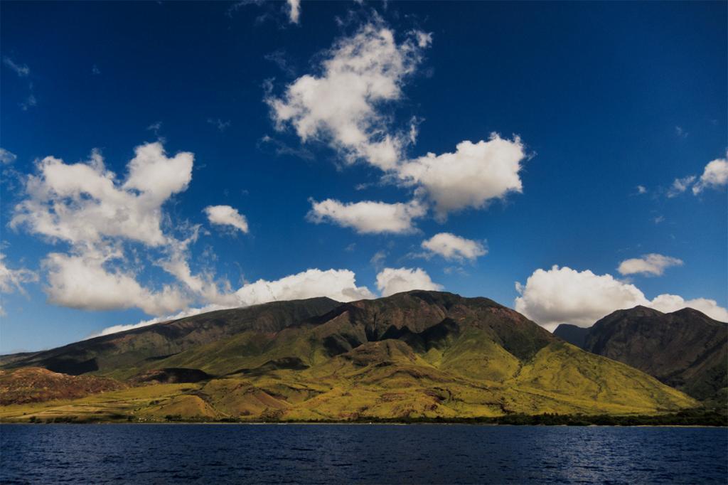 Тихий океан. Остров Мауи. (Curt Smith)