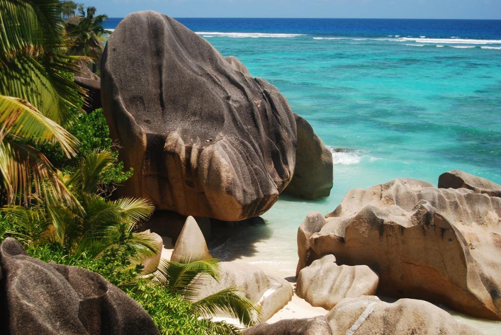 Индийский океан. Сейшельские Острова. (pixluser)