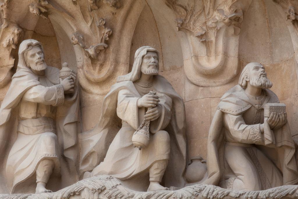 Искупительный храм Святого Семейства включён в Список Всемирного наследия ЮНЕСКО. (jason gessner)