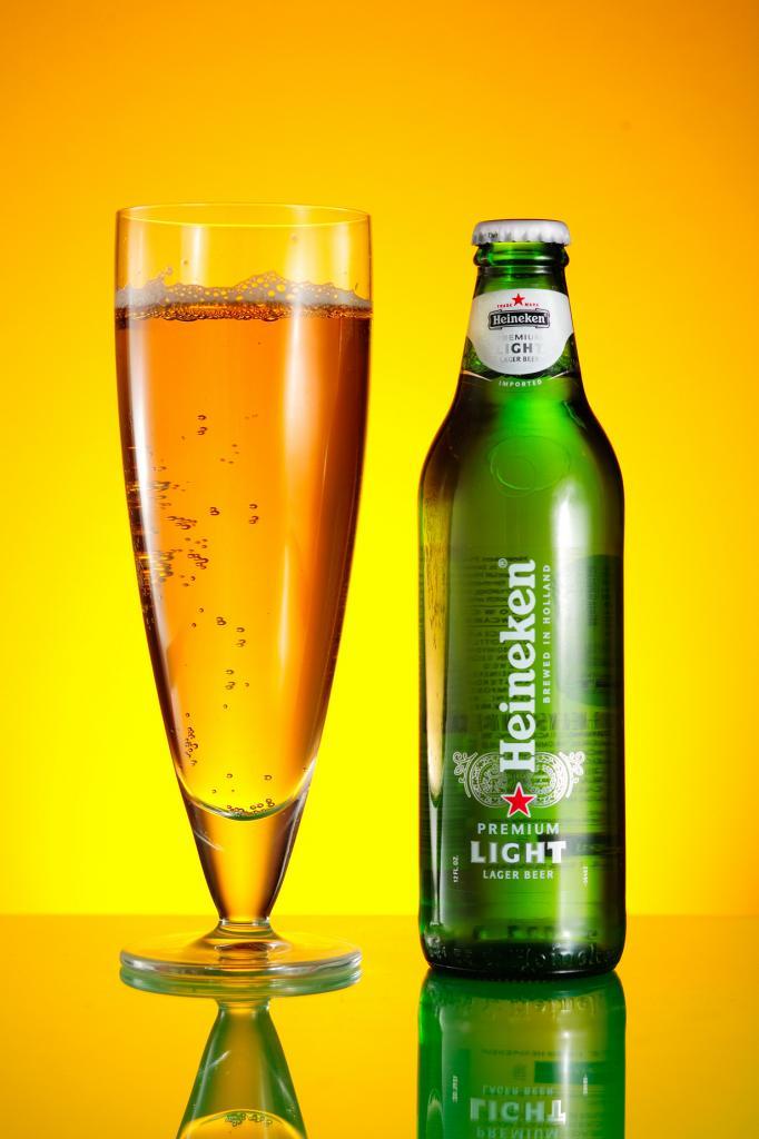 Пиво Heineken. (Aurimas)