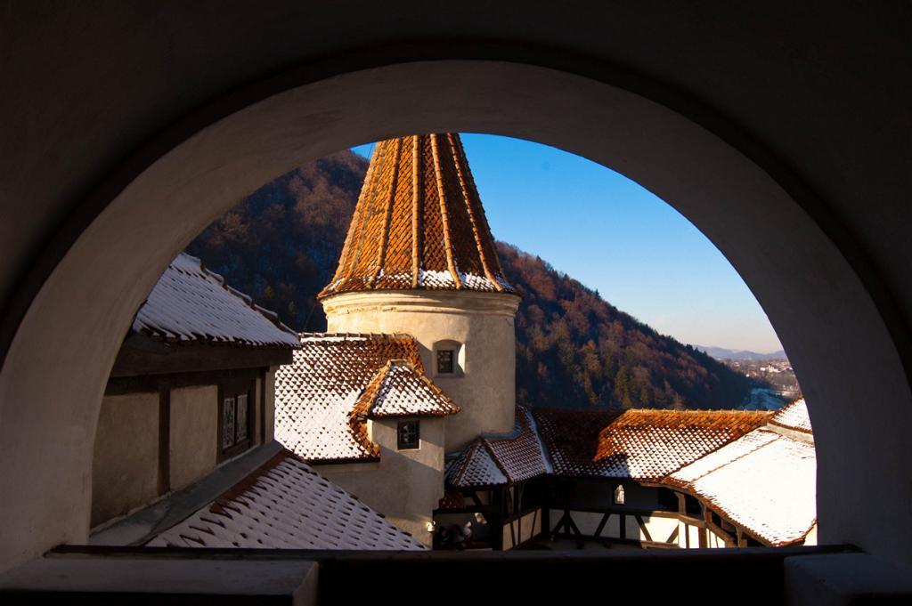 Румыния. Замок Бран. (Taylor S-K)