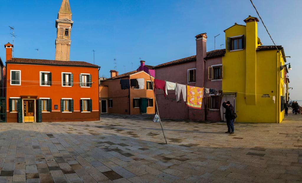Италия. Венеция. Бурано. (Thomas Wyser)