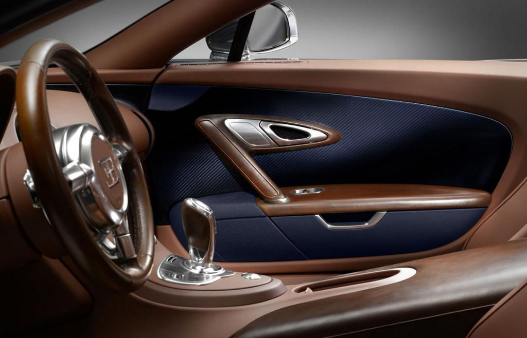 Bugatti Veyron 16.4 Grand Sport Vitesse «Ettore Bugatti». (Volkswagen AG)