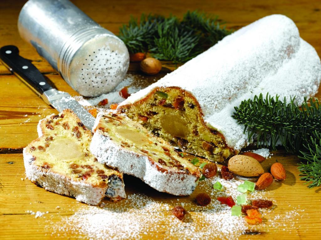 Рождественский кекс. (Butaris)