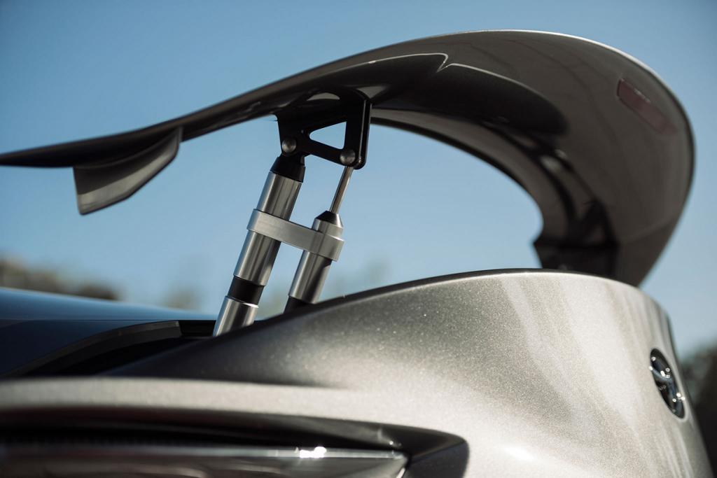 Toyota FT-1 Graphite Concept. (Toyota Motor Company)