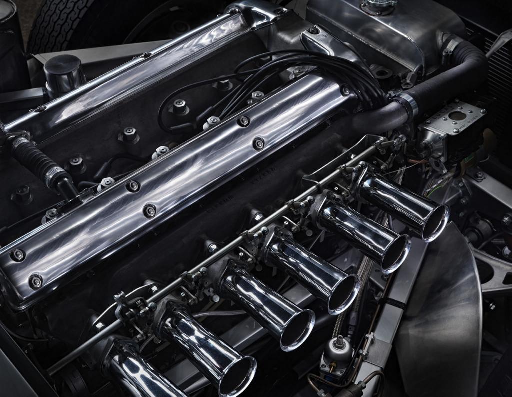 Lightweight E-Type. (Jaguar)