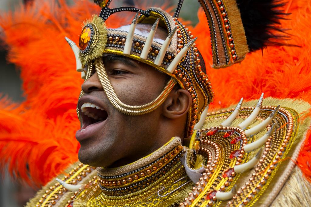 Великобритания. Лондон. Во время Ноттинг-Хиллского карнавала. (Kalexander2010)
