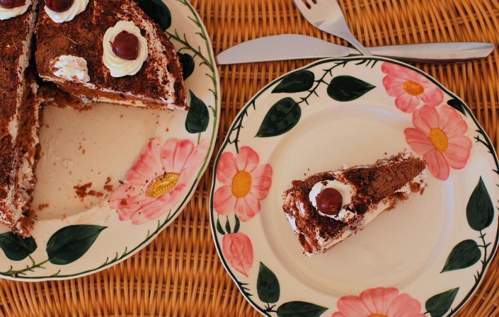 Шварцвальдский вишнёвый торт. (kochtopf)