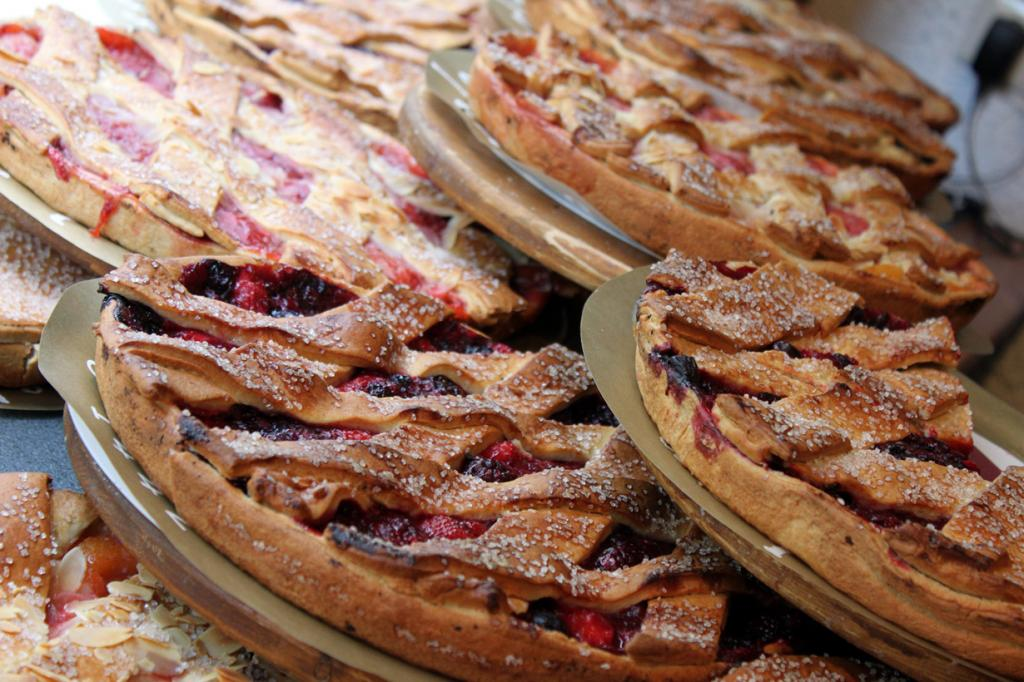 Фруктовые пироги. (Pure Pink Sugar)