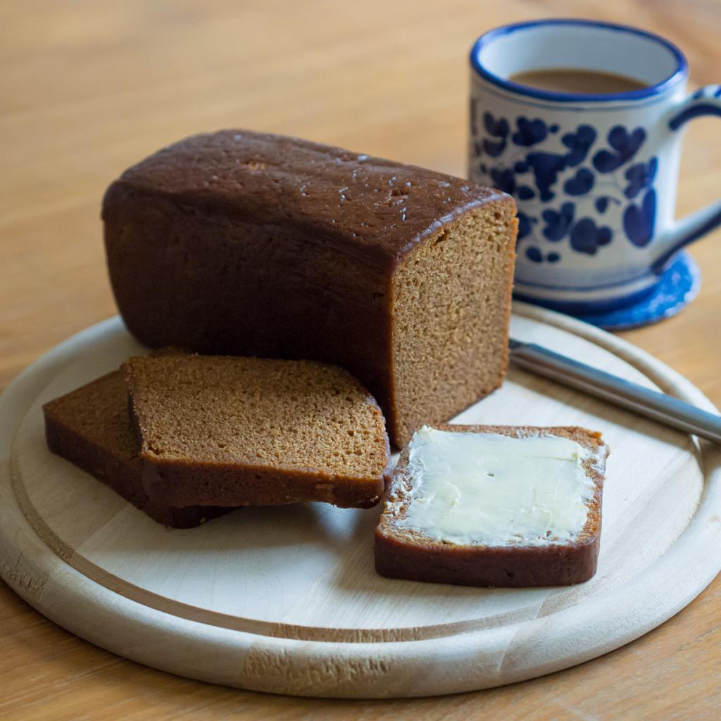 Кекс к завтраку, или Ontbijtkoek. (Takeaway)