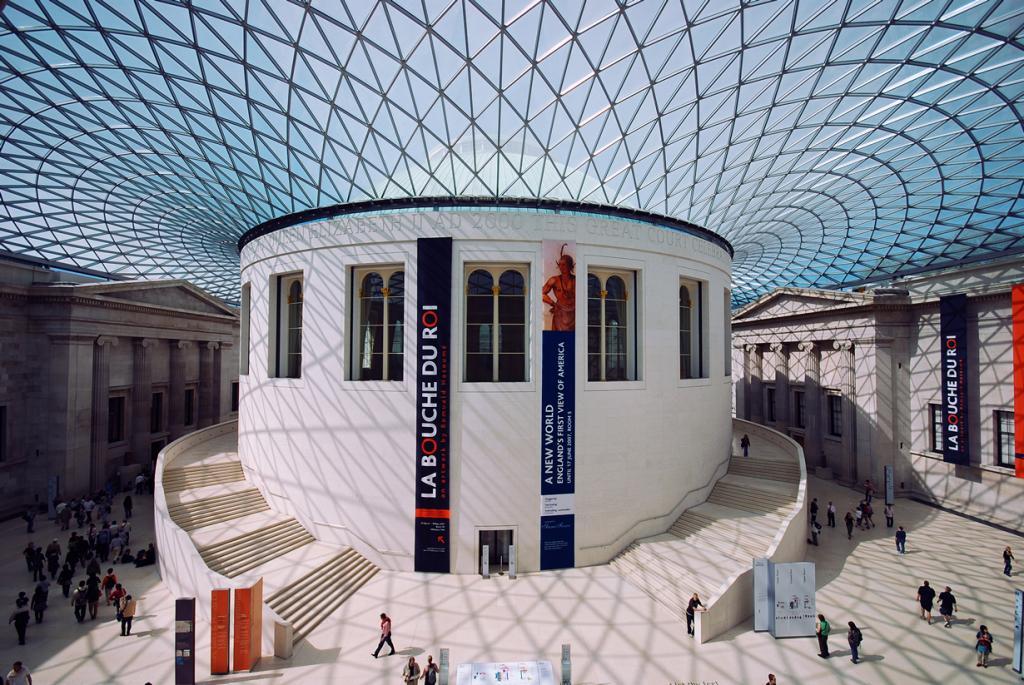 Британский музей. (Mohammed Alnaser)