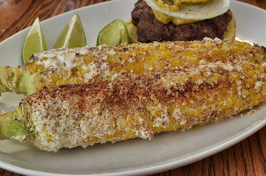 Кукуруза по-мексикански. (jeffreyw)