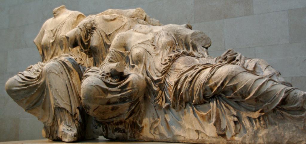 Британский музей. (Sebastià Giralt)
