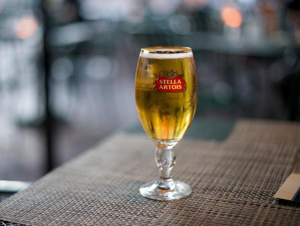 Stella Artois. (Steven Guzzardi)