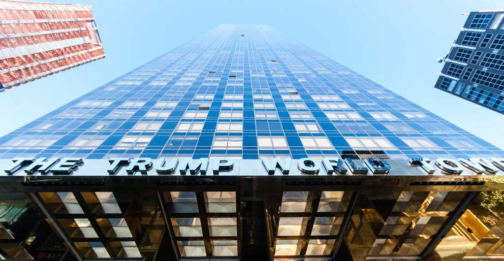 5 место. Трамп-уорлд-тауэр небоскрёб в 72 этажа. (PJMixer)