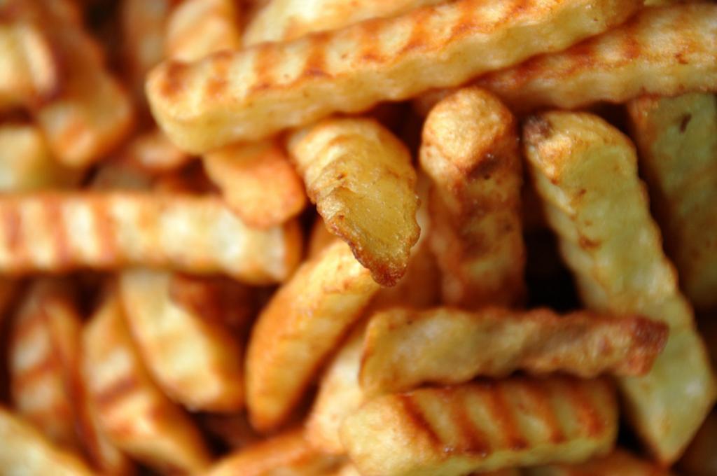 Картофель фри. (cyclonebill)