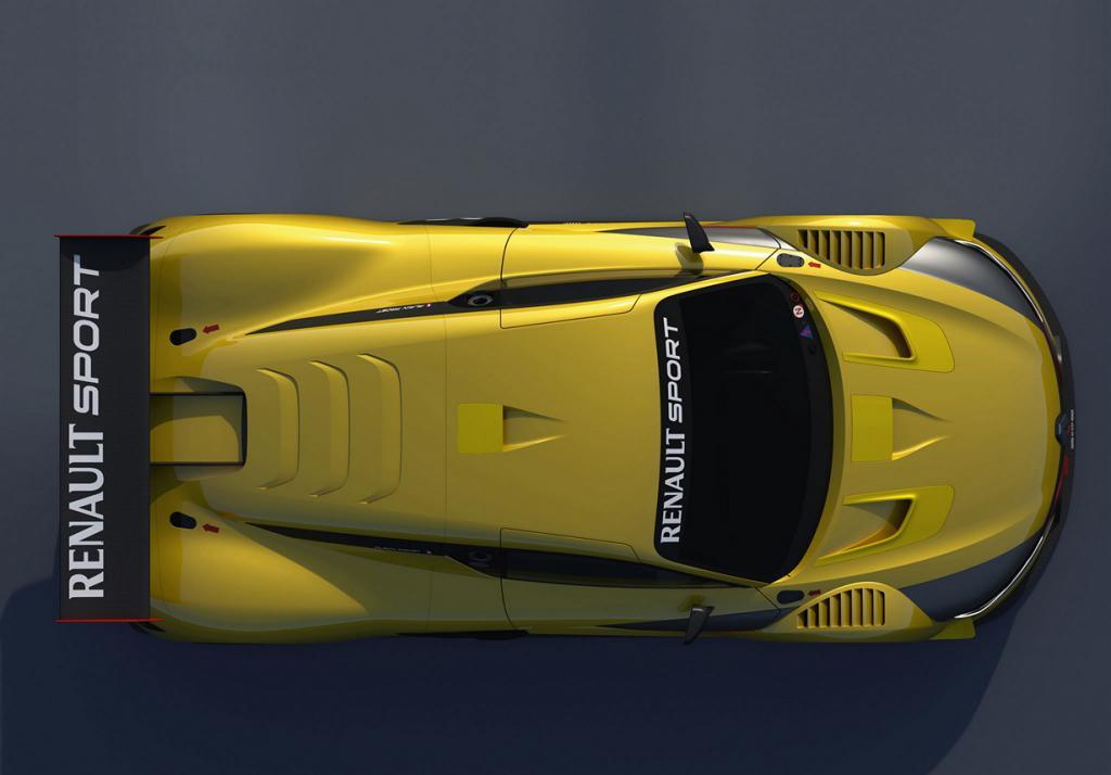 Renault Sport R.S. 01. (Renault)