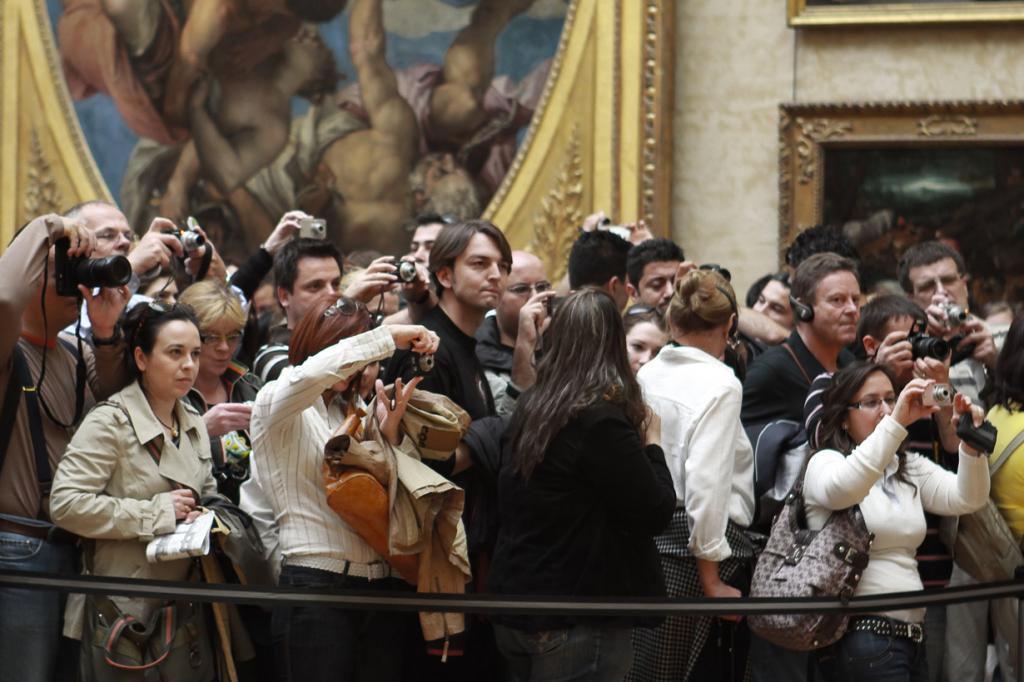 «Мона Лиза», или «Джоконда». (Inti)