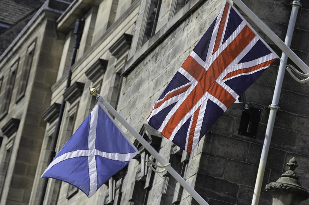 В преддверии референдума. (Lawrence OP)