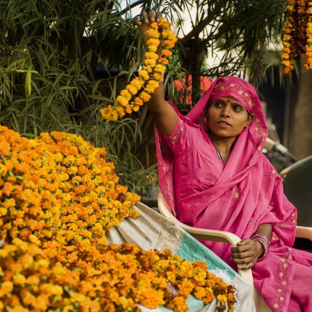 4 место. Дивали — индуистский праздник, символизирующий победу добра над злом. Фестиваль приходится на начало месяца Картик и отмечается пять дней. По традиции принято украшать дома гирляндами и фонариками, пускать фейерверки. (Trey Ratcliff)