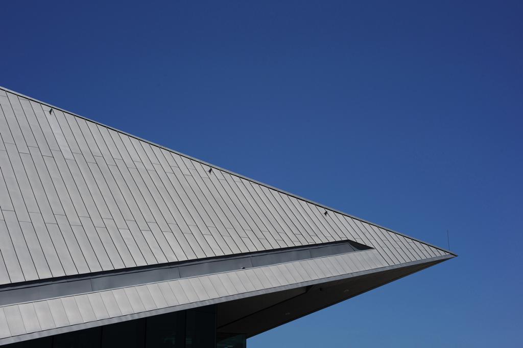 Австралия. Олбани, Западная Австралия. Культурно-развлекательный центр Олбани, спроектированный Cox Howlett & Bailey Woodland + Roberts Gardiner. (Alison Paine)