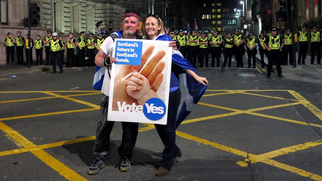 Быть или не быть независимой Шотландии? (11 фото)