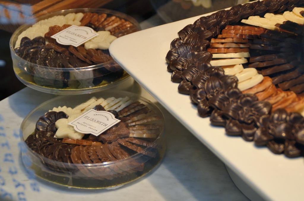 Бельгийский шоколад. (jpellgen)