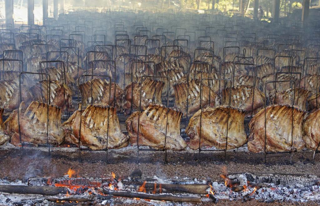 Шураско — говядина, жаренная на металлическом стержне, на открытом воздухе. (Dreams n thoughts)