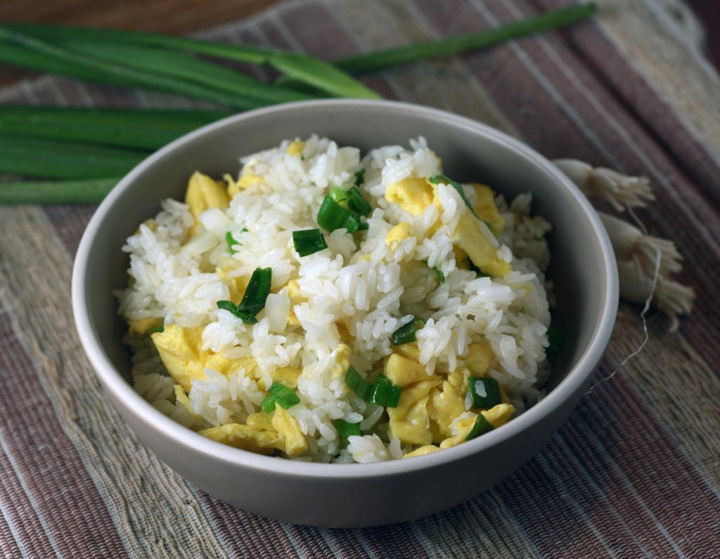 Жареный рис. (asiansupper)