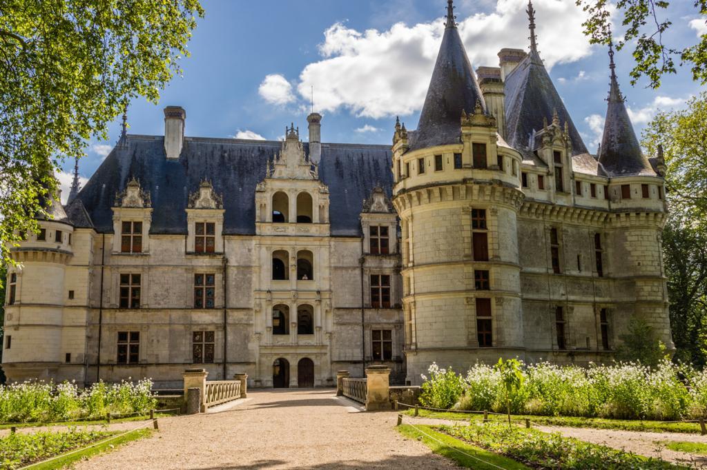 Замок Азе-ле-Ридо. (Mark Weston)