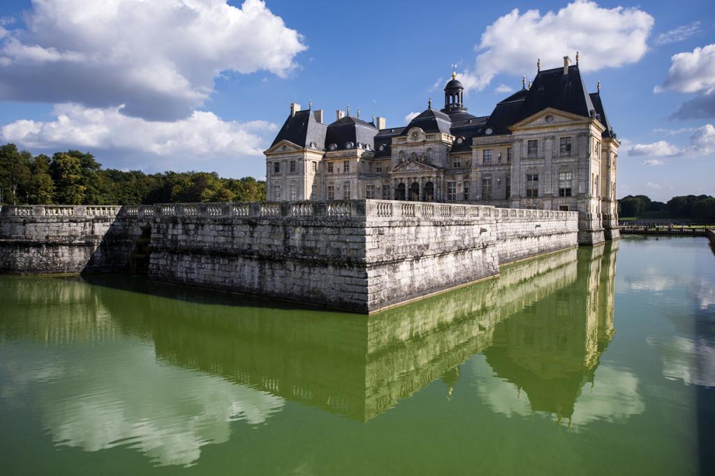 Замок Во-ле-Виконт. (Lee.S.T)
