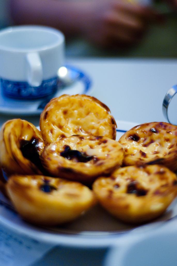 Сливочные пирожные. (Pixelicus)