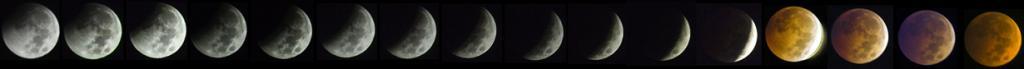 Лунное затмение. (Joseph Gruber)