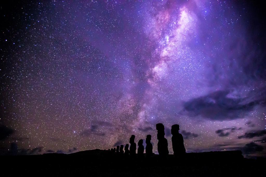 Млечный Путь. (Anne Dirkse)