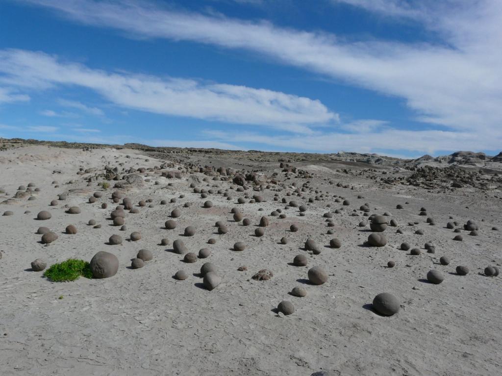 Аргентина. Провинциальный парк Исчигуаласто. Лунная долина. (Benjamin Dumas)