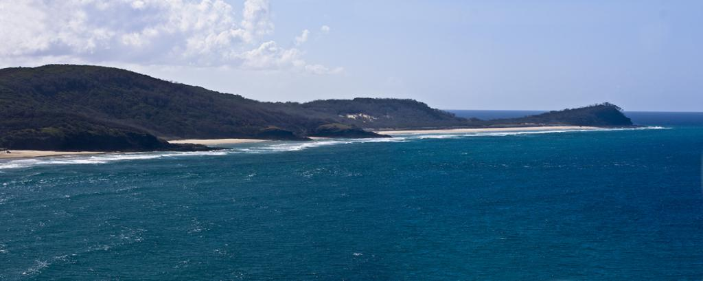 Австралия. Квинсленд. Остров Фрейзер. (Michael Dawes)