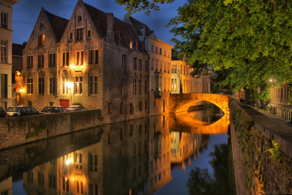 Брюгге — средневековая сказка в Бельгии (20 фото)