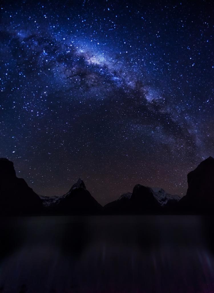 Новая Зеландия. Южный остров. Фьорд Милфорд-Саунд. (Trey Ratcliff)