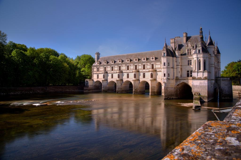 Замок Шенонсо. (Etienne Valois)