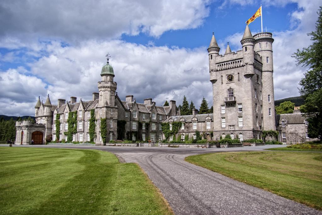Шотландия. Абердиншир. Замок Балморал. (Marc)